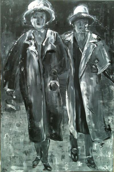 Jet en Sien (60 x 90)