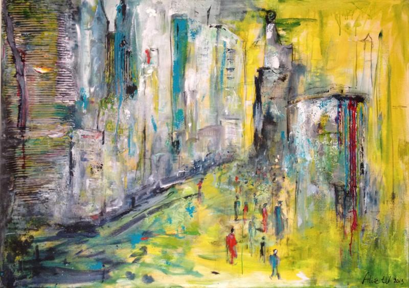 Stadscultuur (140 x 100)