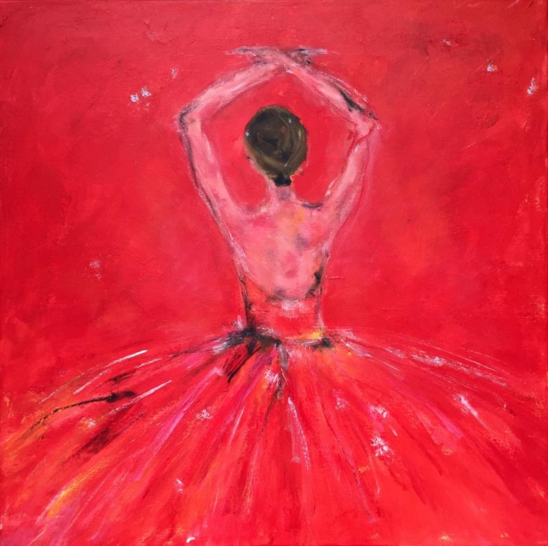 De dans (100 x 100)