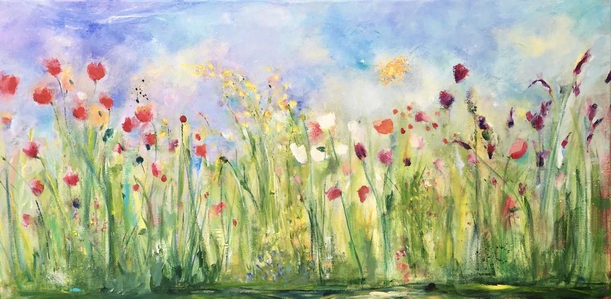 Altijd lente (140 x 70)
