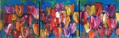 kleintje Kunst Tulipan (30 x 30)