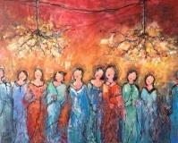 Vrouwen (100 x 80)