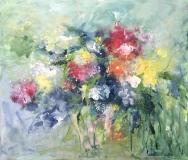 Voorjaarsliefde (70 x 60)