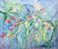 De geheime tuin (120 x 100)